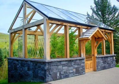 Water Harvesting Greenhouse
