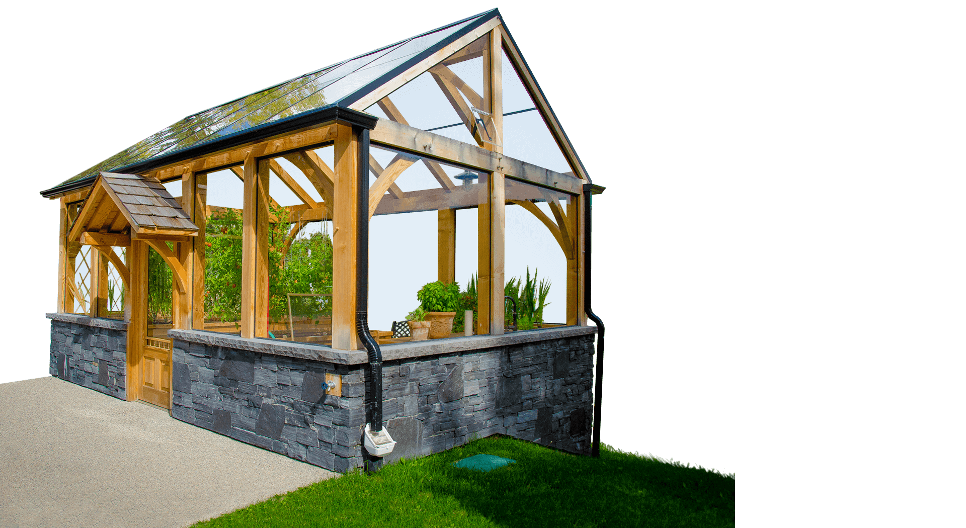Sustainable greenhouse