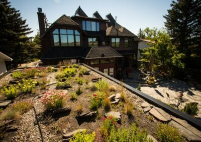 Sustainable Green Roof