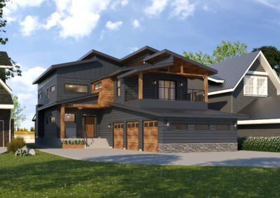 Bowness River Home