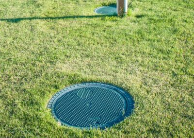 Acreage Water Harvesting Project